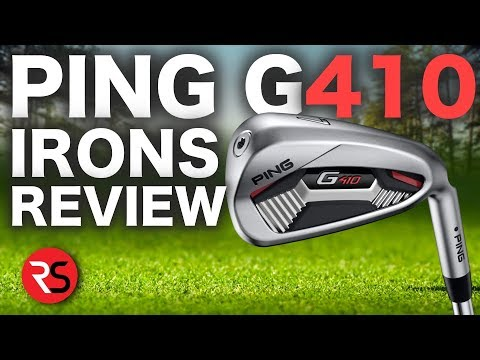 Ping golf face a HUGE challenge – G410 IRONS REVIEW