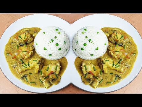 Coconut Curry Sauce | Low Carb