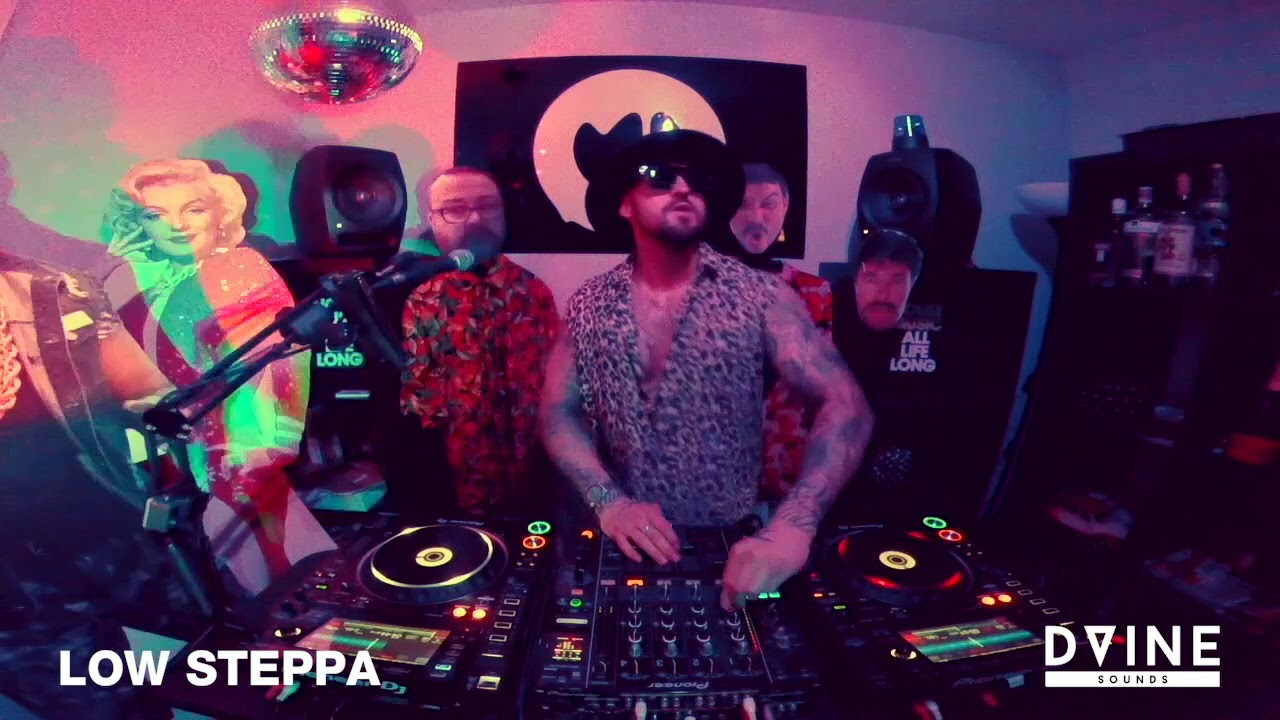 Low Steppa - Live @ DVINE Sounds Virtual Festival 2020