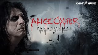 <b>Alice Cooper</b> Paranormal Official Lyric Video
