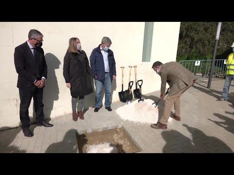 Comienzan las obras de los accesos del puerto de Estepona (Málaga)