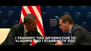 Obama James Bond Attack Ad By American Crossroads thumbnail