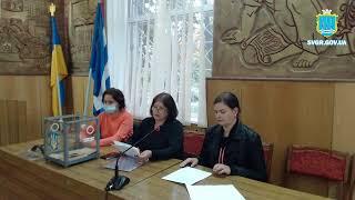 Жеребкування кандидатур від ГО для включення їх до складу комісії по вибору директора МПК 22.09.2021