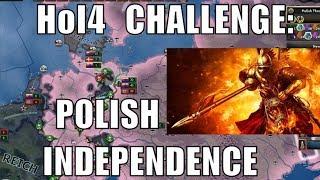 Hearts of Iron 4 Challenge: Polish Independence