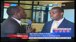 Family of James Ratemo an aspiring MCA deny claims of family feud causing death of three children