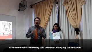 Marketing para dentistas – Dra. Juana Moreno
