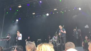 Compliment your soul - Dan Croll live concert at Puls Open Air Germany 2017