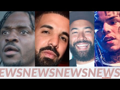Pusha T Shook of Drake and chubbs reacts, Ebro claims Hot 97 will play Tekashi other report false