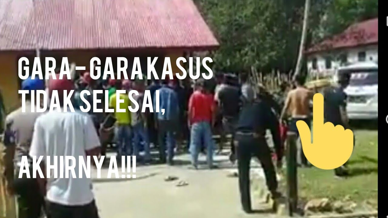 """Kasus Tertidur,"" Warga Tuntut Polres Muna Copot Kapospol Kontukowuna"