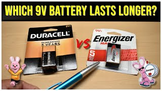 Which 9V Battery Is Better? Find Out!