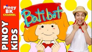"Video thumbnail of ""BATIBOT THEME SONG | Pinoy BK Channel🇵🇭 | TAGALOG FOR KIDS (AWITING PAMBATA)"""