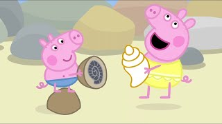 Kids TV and Stories | Rock Pools | Peppa Pig Full Episodes