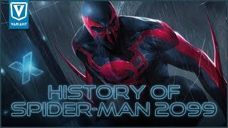 History Of Spider Man 2099!