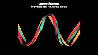 Above & Beyond feat. Richard Bedford - Every Little Beat (Cover Art)