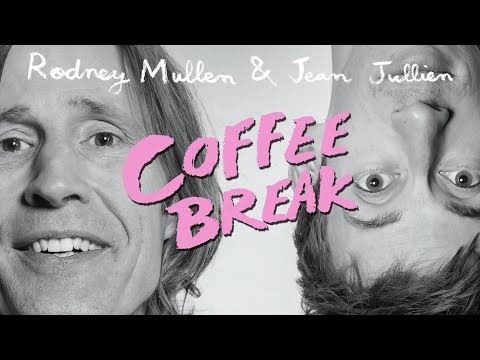Rodney Mullen & Jean Jullien Coffee Break - Art is Art | Almost Skateboards