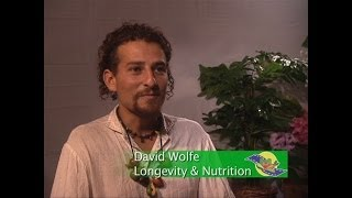 David Wolfe - Raw Living Foods Festival Interview