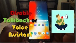 How to Disable Talkback on a Samsung Galaxy S8