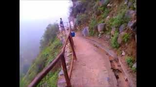 preview picture of video 'Viaje a la catarata de Huanano 07 febrero 2015'