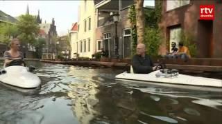 Elektrische Bootjes Uit Drenthe Stelen De Show In Utrecht