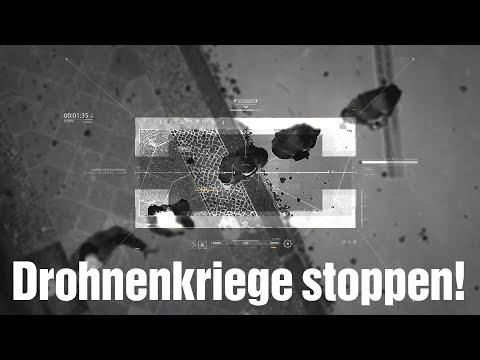 Drohnenkriege stoppen!