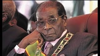 Mugabe's long rule at a glance
