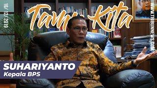 TAMU KITA - Wawancara Khusus soal Sensus Penduduk Bersama Kepala BPS Suhariyanto