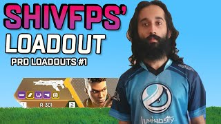 Apex Pro Loadouts #1: I Asked Shiv His Favorite Loadout, Then Used It For a Day In Apex Legends