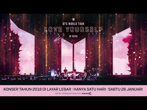 Смотреть BTS: Love Yourself Tour in Seoul