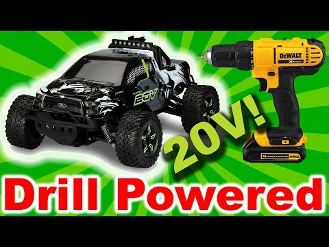 We Are Screwed!! Kid Galaxy DEWALT Power Drive Ford F150 RC Truck | Walmart
