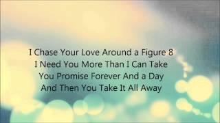 Ellie Goulding - Figure 8 (Lyrics)