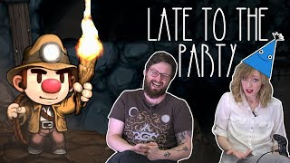 Let's Play Spelunky - Late to the Party