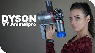 Dyson V7 Animalpro беспроводной пылесос