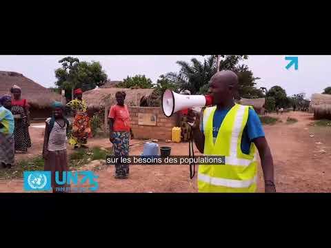 L'apport de l'ONU dans l'action humanitaire en RDC