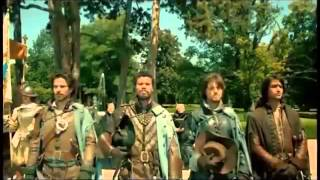 The Musketeers - A Call To Arms - 30 Seconds To Mars
