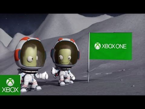 Kerbal Space Program Is Coming To Xbox One… At Some Point