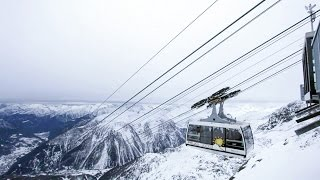 preview picture of video 'Funivia   Ropeway   Seilbahn Funifor PEJO3000'
