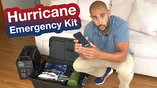Hurricane Season Upon Us | Build Your 72-Hour Emergency Preparedness Kit