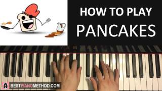 HOW TO PLAY   OMFG   Pancakes (Piano Tutorial Lesson)