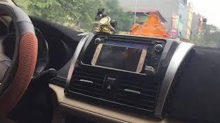 preview picture of video 'Taxi sanny phố mới Quế võ trả đồ lại cho khách'