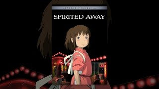 Spirited Away (Original Japanese Version)