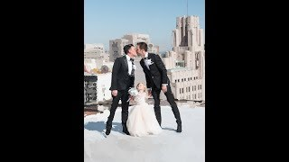David Tutera + Joey Toth Wedding Celebration