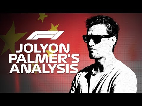 Jolyon Palmer Analyses the Kvyat-McLaren Crash and More!   2019 Chinese Grand Prix