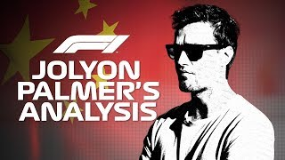 Jolyon Palmer Analyses The Kvyat-McLaren Crash And More! | 2019 Chinese Grand Prix