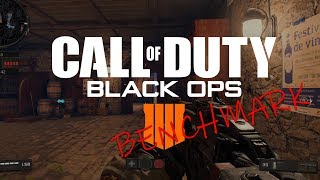 Call of Duty: Black Ops 4 | i7-7700K / GTX 1060 6G