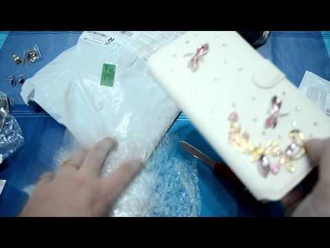 [004] LG G Felx  Case, Schmuck & Handtasche - Aliexpress Unboxing [German_Deutsch]