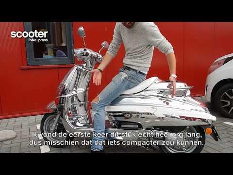 Tommy Driessen over zijn Peugeot Django scooter – Django Design Battle