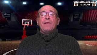 Ya puede ver el programa Tiro Libre del Club Baloncesto Benidorm, del jueves 21 de marzo, con Rafa L