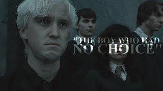 Draco Malfoy   The Boy Who Had No Choice
