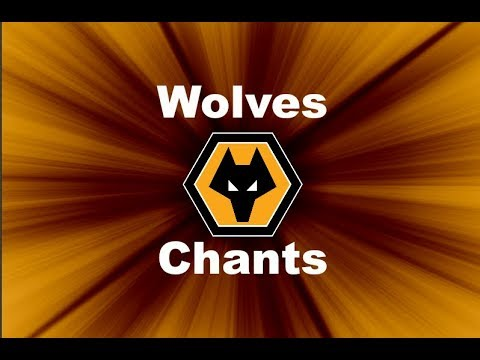 Wolverhampton Wanderers's Best Football Chants Video | HD W Lyrics