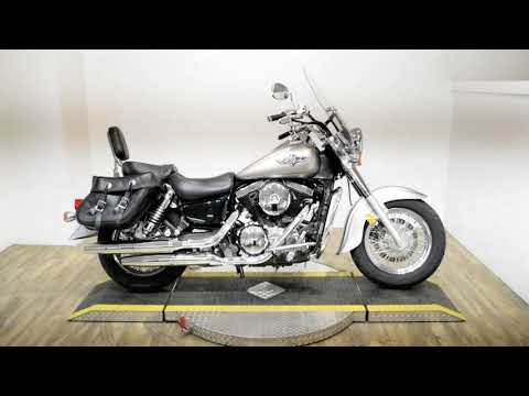 2005 Kawasaki Vulcan® 1500 Classic in Wauconda, Illinois - Video 1